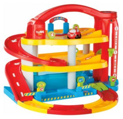 PlayBIG Flizzies - Großes Parkhaus