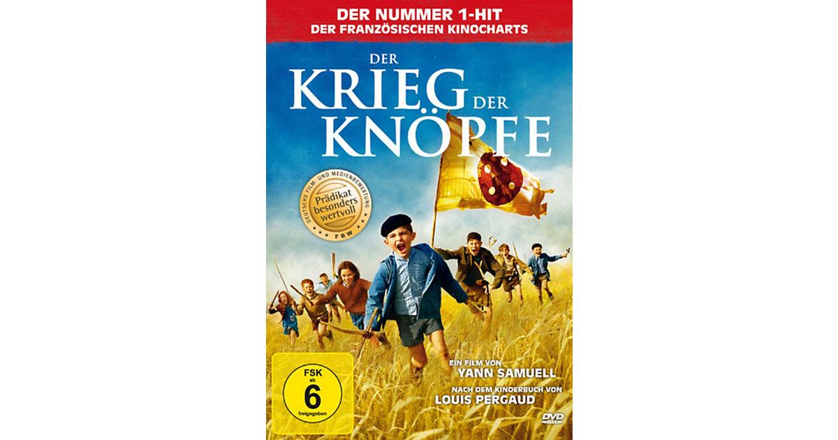 DVD Der Krieg der Knöpfe