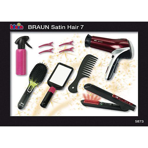 Игровой набор Klein Набор стилиста Satin Hair 7, 10 предметов от klein