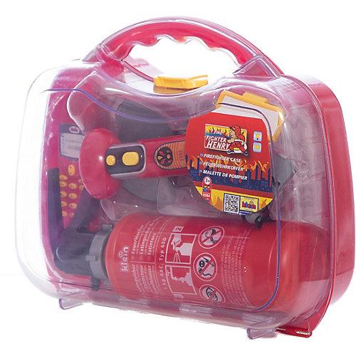 Игровой набор Klein Чемодан пожарного, 7 предметов от klein