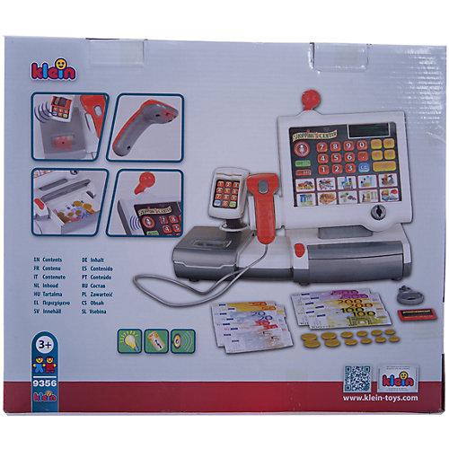 Игровой набор Klein Касса с аксессуарами, 29 предметов от klein