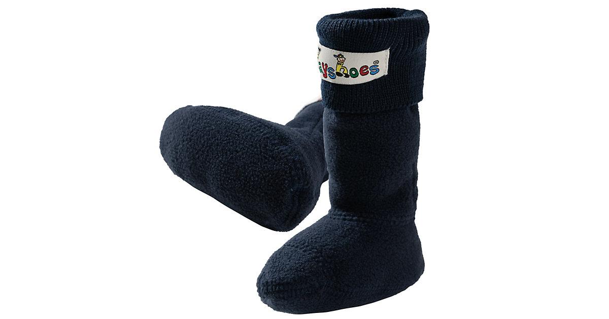 PLAYSHOES · PLAYSHOES Kinder Fleece-Stiefel-Socke Gr. 30/31 Jungen Kinder