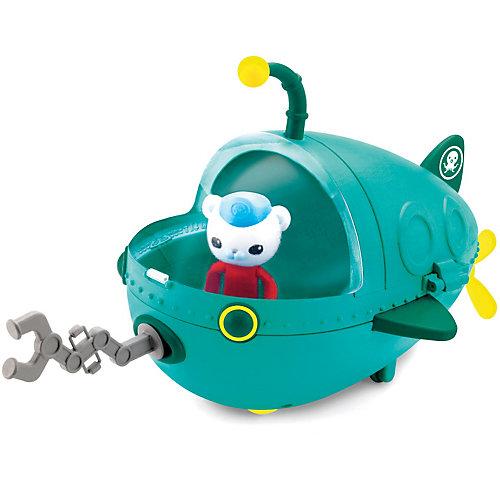 Подводная лодка, Октонавты, Fisher Price от Mattel