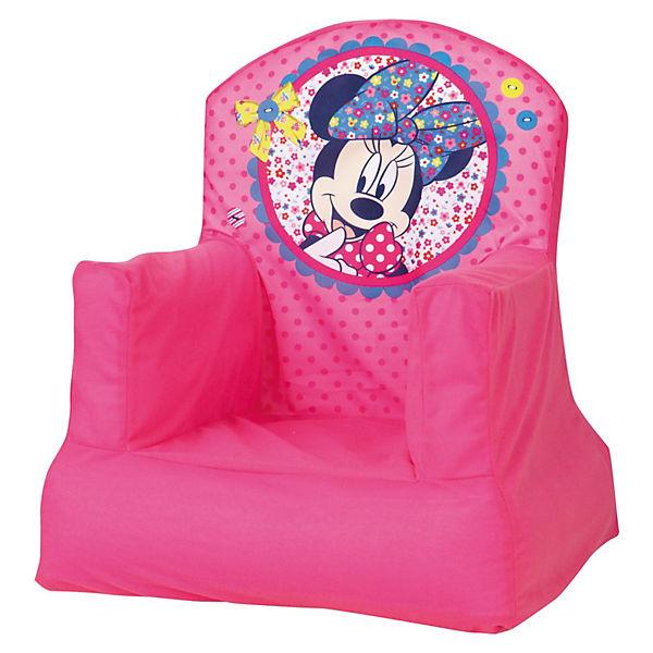 Minnie Mouse aufblasbarer Sessel, Disney Minnie Mouse