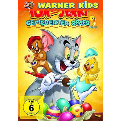 DVD Tom & Jerry - Gefiederter Spaß