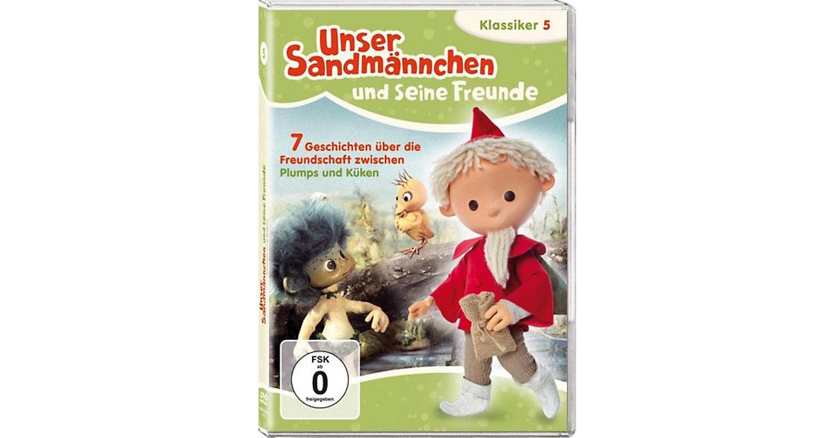 DVD Unser Sandmännchen - Klassiker 5