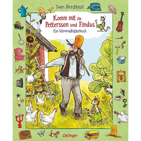 Komm mit zu Pettersson und Findus!, Sven Nordqvist