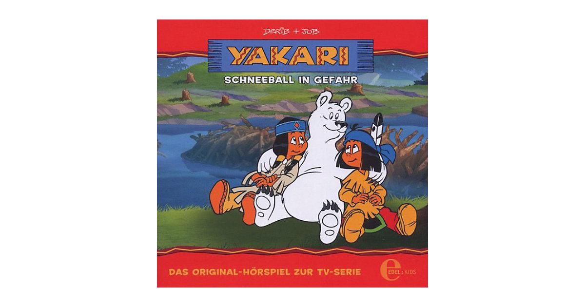 CD Yakari 7 - Schneeball in Gefahr (Hörspiel)