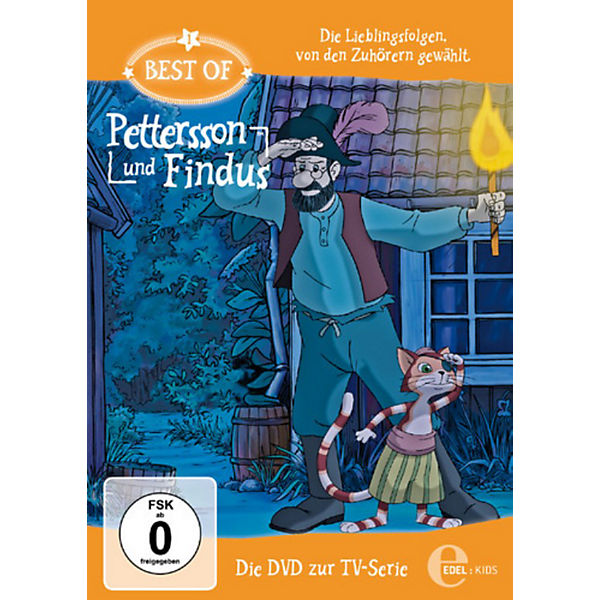 DVD Best of Pettersson und Findus 1