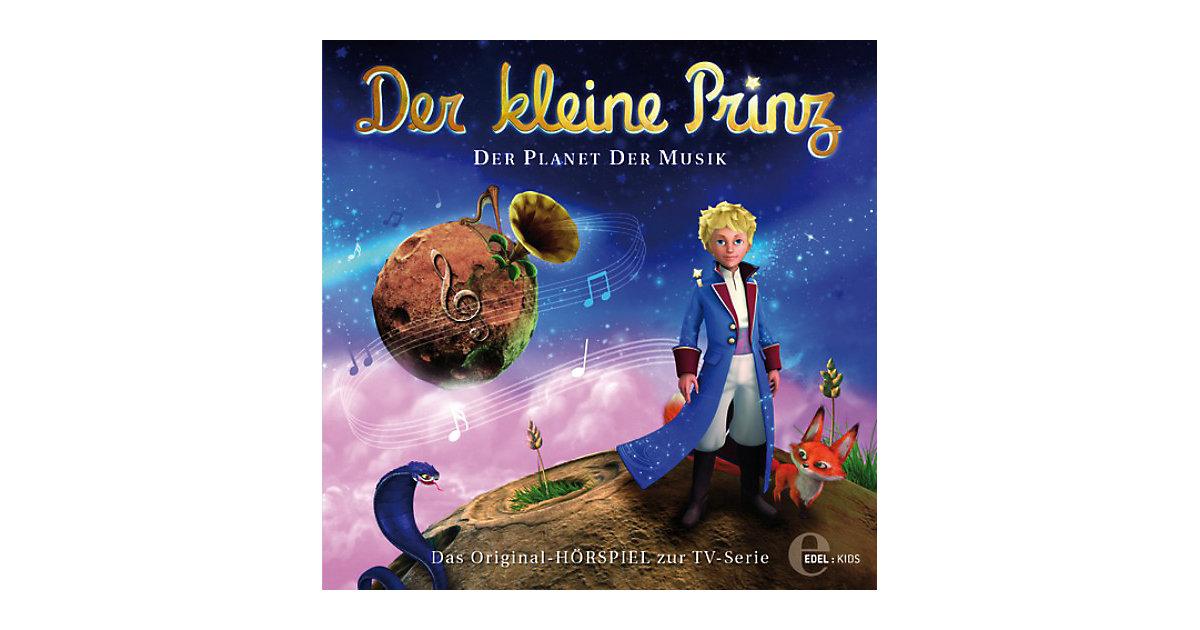 CD Der kleine Prinz - Folge 3 - Der Planet der ...