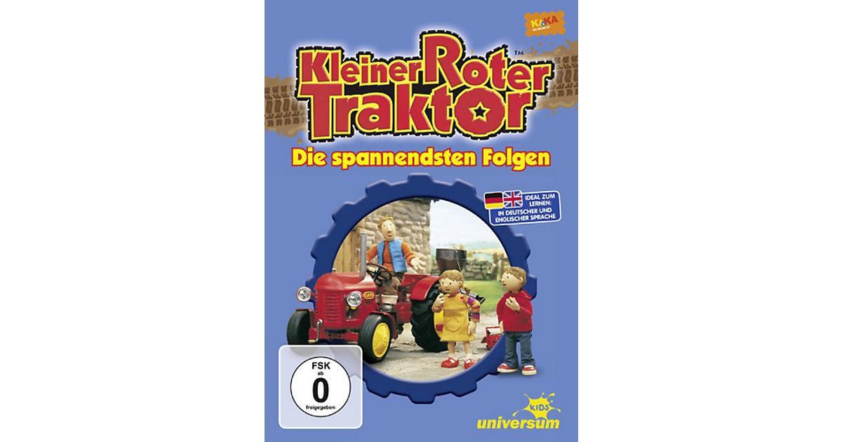 DVD Kleiner Roter Traktor - Die spannendsten Fo...