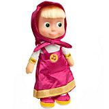 "Мягкая кукла Маша, 29 см, ""Маша и Медведь"", МУЛЬТИ-ПУЛЬТИ"