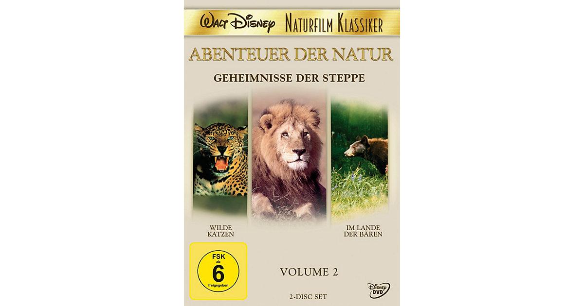 DVD Geheimnisse der Steppe (Naturfilm Klassiker) Hörbuch
