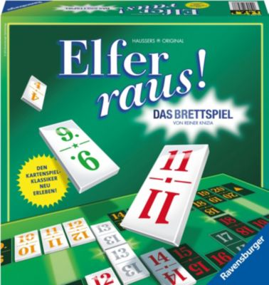 Elfer raus! - Brettspiel