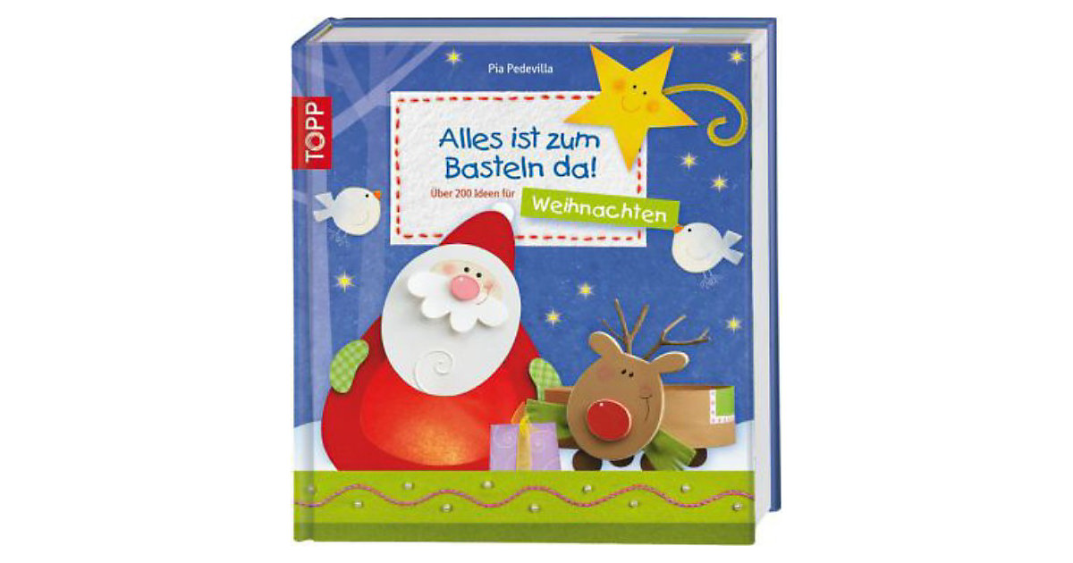Frech Verlag · Alles ist zum Basteln da - Weihnachten