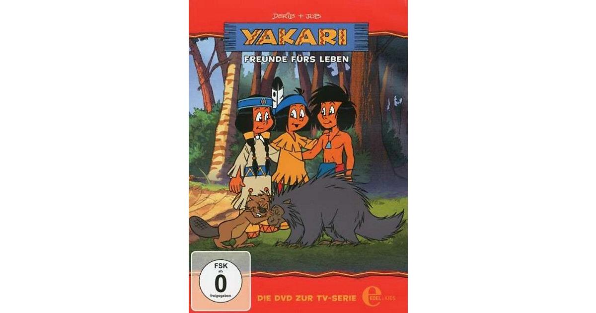 DVD Yakari 5 - Freunde fürs Leben Hörbuch  Kinder