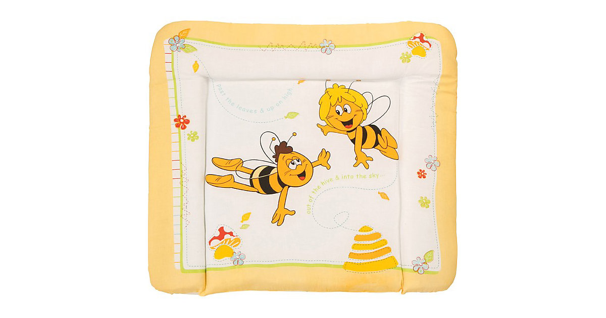 roba · ROBA Wickelauflage soft Biene Maja 85x75 cm