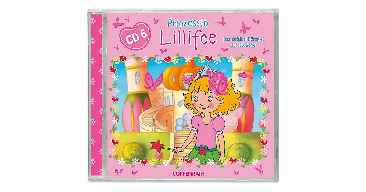 CD Prinzessin Lillifee 6 - Horspiel zur TV- Serie