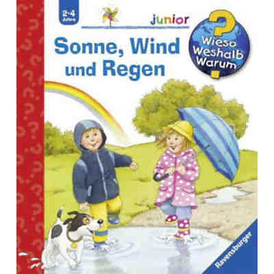 WWW junior Sonne, Wind und Regen