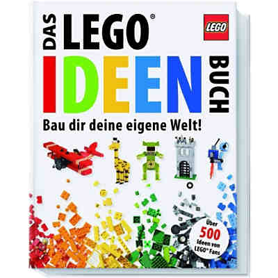 das lego ideen buch daniel lipkowitz mytoys. Black Bedroom Furniture Sets. Home Design Ideas