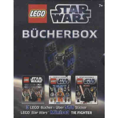 LEGO Star Wars, Bücher-Box