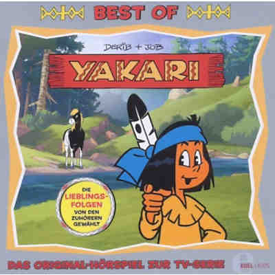 CD Yakari - Best of Yakari (Hörspiel)