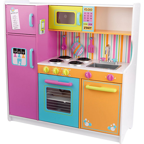 KidKraft Spielküche Cocina Grande, bunt