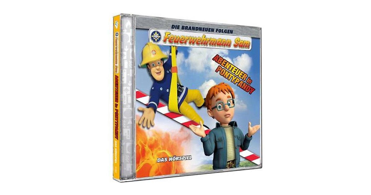 CD Feuerwehrmann Sam - Abendteuer in Pontypandy Hörspiel (Staffel 7 Teil 3) Hörbuch