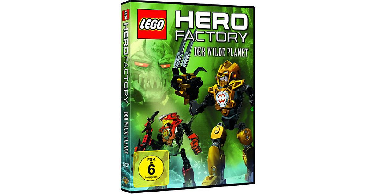 DVD LEGO Hero Factory: Der wilde Planet