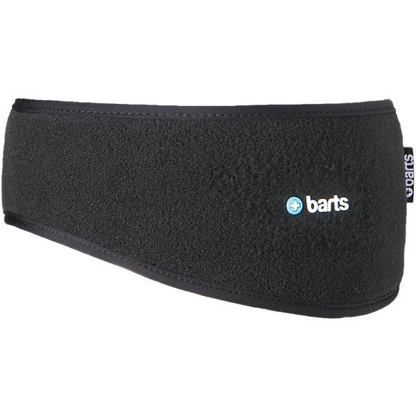 neues hohes Ansehen Repliken BARTS Kinder Fleece Stirnband , schwarz, Barts