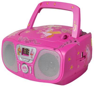 CD Player Mit Radio CD 46 Kids Pink ...