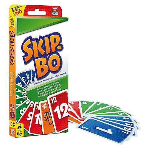 Карточная игра Skip-Bo от Mattel