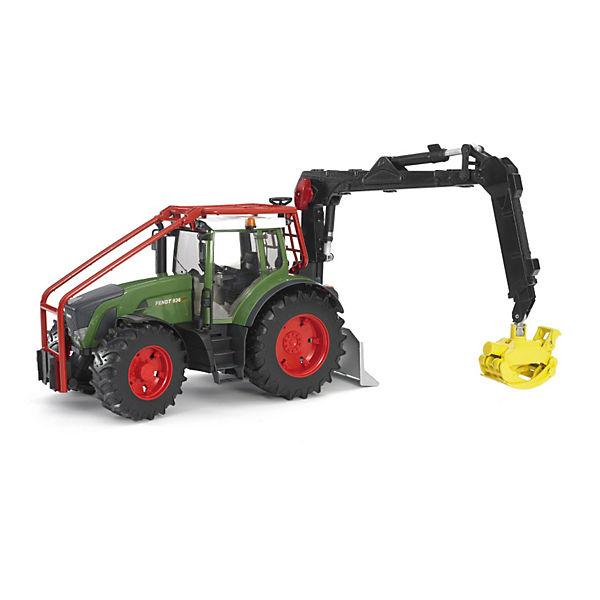 BRUDER 03042 Fendt 936 Vario Forsttraktor, Bruder