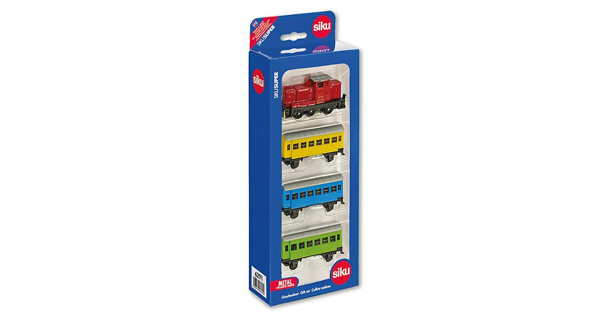 SIKU 6291 Geschenkset Eisenbahn