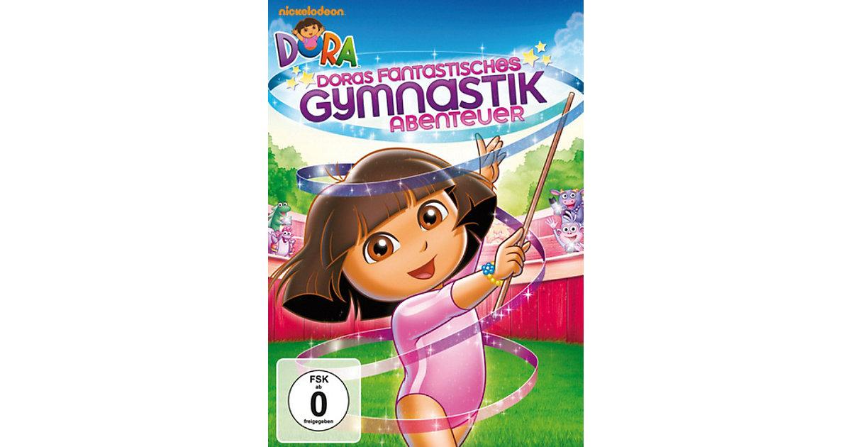 DVD Dora: Fantastisches Gymnastik Abenteuer