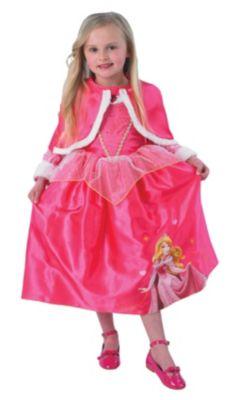 Kostüm Dornröschen Winter Wonderland Gr. 128/140 Mädchen Kinder