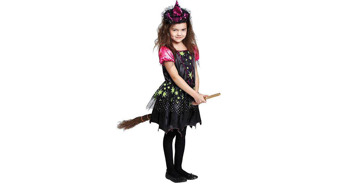 Kostüm magische Hexe Gr. 128