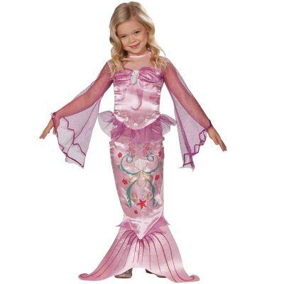 Mädchen Meerjungfrau Kostüm Kinder Kostüm Büchertag Outfit