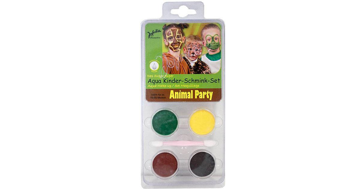 Aqua Schmink-Set Animal Party