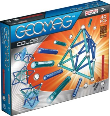 Geomag Color, 40-tlg.