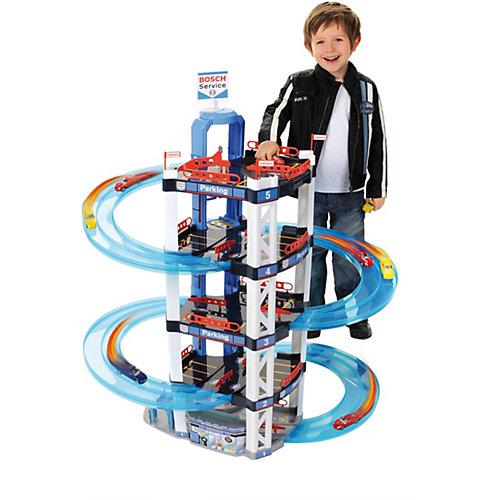 Игровой набор Klein Bosch Парковка, пятиуровневая от klein