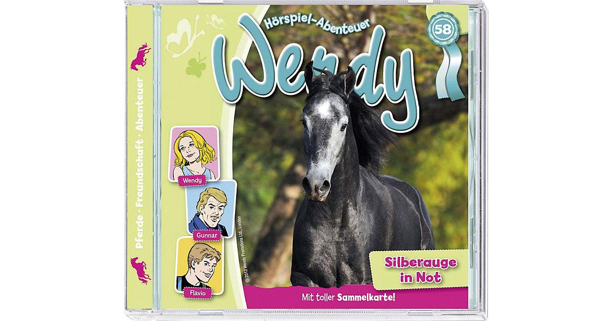 CD Wendy - 58 Silberauge in Not