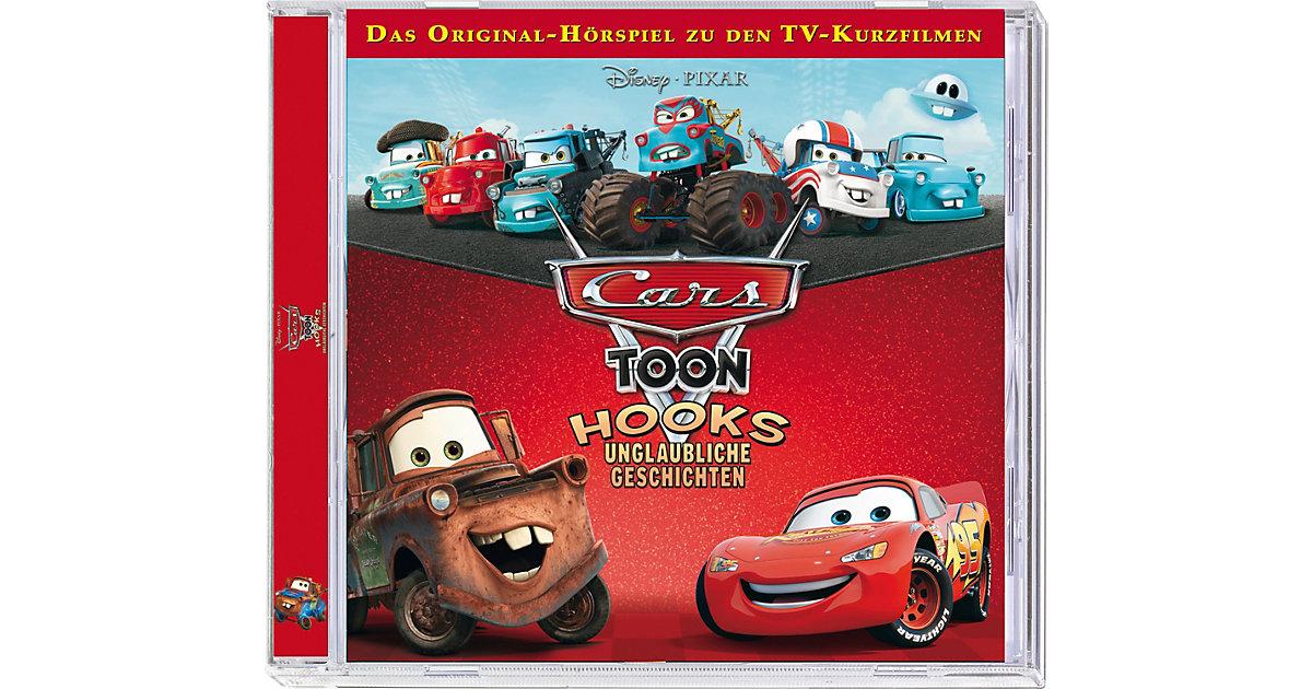 CD Disney CD Cars Toons - Hooks unglaubliche Ge...