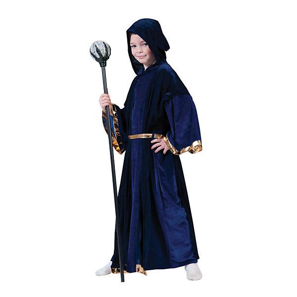 Kostum Zauberer Funny Fashion Mytoys