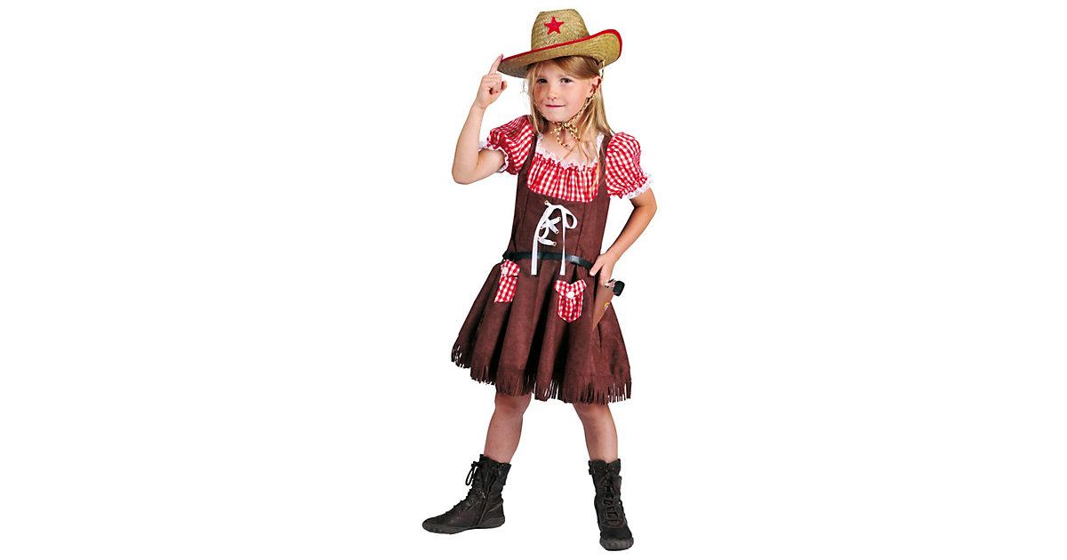 Kostüm Cowgirl Denise Gr. 116