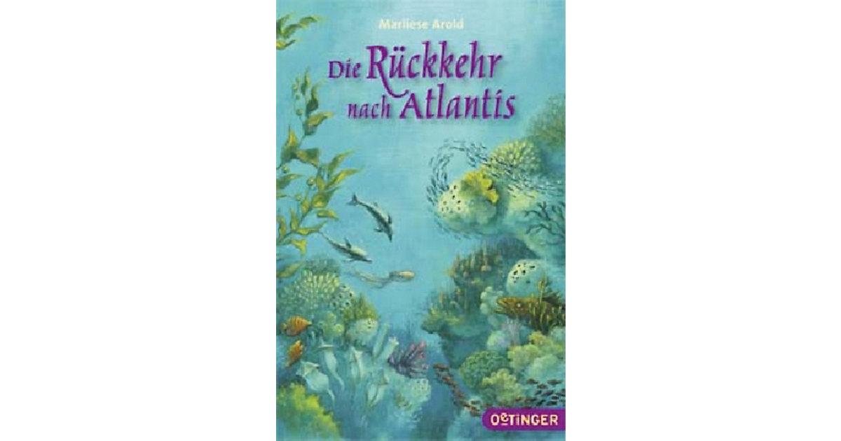 Buch - Die Rückkehr nach Atlantis