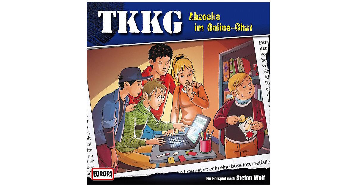 CD TKKG 179 - Abzocke im Online Chat