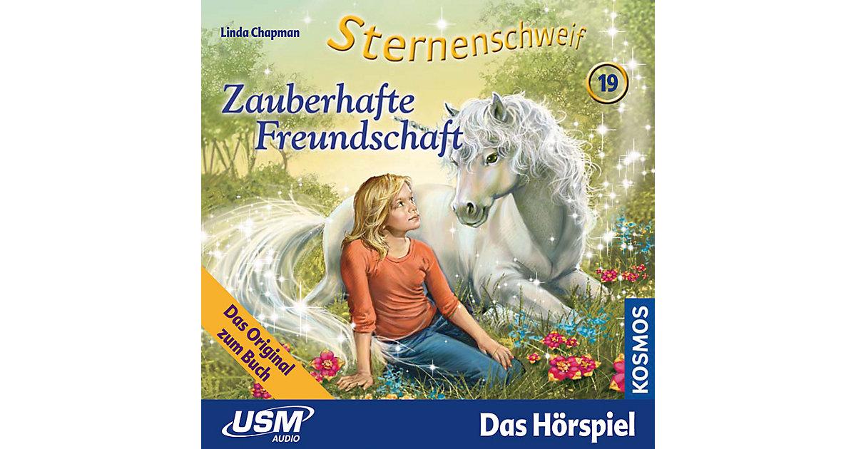CD Sternenschweif 19 - Zauberhafte Freundschaft Hörbuch
