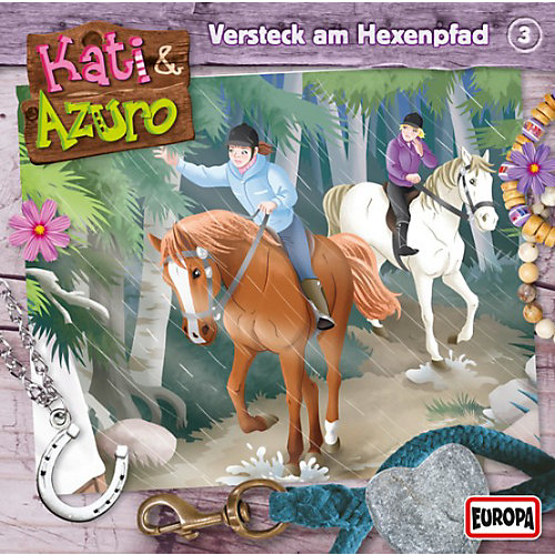 Ulli Potofski - Kati & Azuro 03: Versteck am Hexenpfad (CD) jetztbilligerkaufen