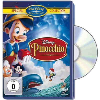 DVD Disney's Pinocchio (Special Edition)